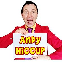 Andy Hiccup Magician