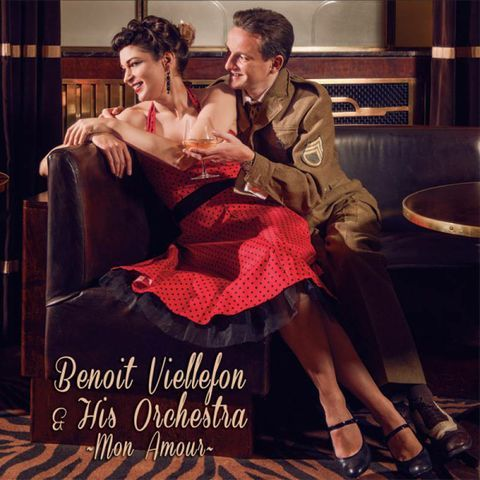 Benoit Viellefon & His Orchestra - Live music band , London, Ensemble , London,  Function & Wedding Band, London Swing Big Band, London Jazz Band, London Swing Band, London Vintage Band, London Gypsy Jazz Band, London Jazz Orchestra, London Classical Orchestra, London