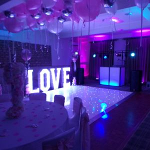 A All The Way Discos Wedding DJ