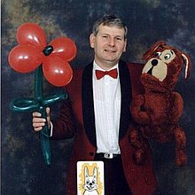 Bob Haynes, Magician (Uncle Bob's Magic Show) Children Entertainment