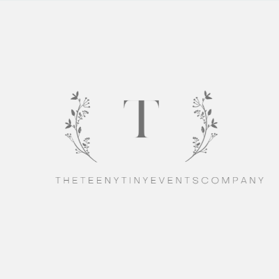 TheTeenyTinyEventsCompany Event Equipment