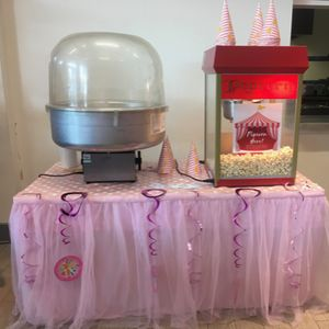 Jumparound bouncy castles Popcorn Cart
