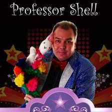 Professor Shell Children's Magical Entertainer - Children Entertainment , Sheffield, Magician , Sheffield,  Close Up Magician, Sheffield Children's Magician, Sheffield Balloon Twister, Sheffield