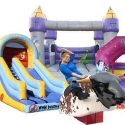 Bounce Time Foam Machine