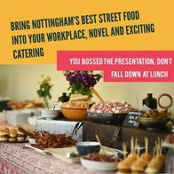 Street Food Revolution UK Business Lunch Catering