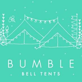 Bumble Bell Tent Hire  sc 1 st  Poptop & Affordable Bell Tents in West Midlands for Hire Bell Tent Rental ...