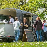 Fergus Gray Street Food Catering