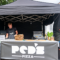 Ped's Pizza Wedding Catering