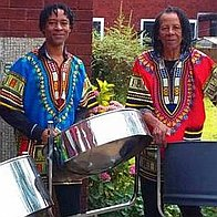 Trinidad & Tobago Merry Makers Steel Pan Band Live Music Duo