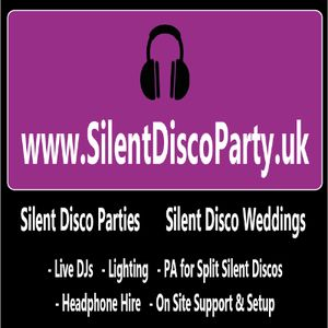 Silent Disco Party UK - DJ , Cheltenham, Event Equipment , Cheltenham,  Silent Disco, Cheltenham Lighting Equipment, Cheltenham PA, Cheltenham