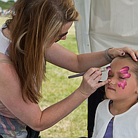 Flutterby Face Painting & Parties Face Painter