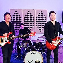 The Kites Rock And Roll Band
