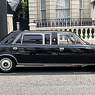 Royalty Limo Vintage & Classic Wedding Car