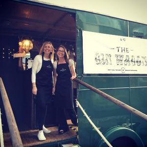 The Gin Wagon Mobile Bar