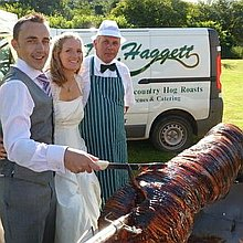 D j Haggett Hog Roast