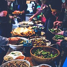 Global Kitchen Catering & Events Dinner Party Catering