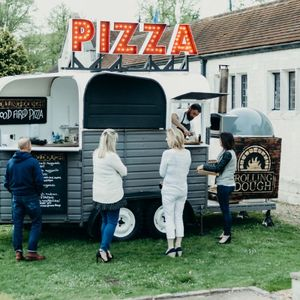 Rolling Dough - Catering , Windsor,  Food Van, Windsor Pizza Van, Windsor Street Food Catering, Windsor Mobile Caterer, Windsor