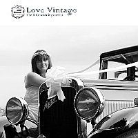 Love Vintage - The Little Wedding Car Co Transport