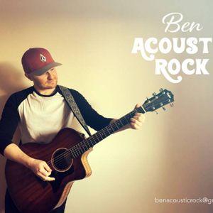 Ben Acoustic Rock Guitarist