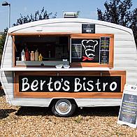 Bertos Bistro Food Van