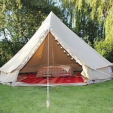 Wildcat Camping Marquee & Tent