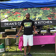 Deans Caribbean Kitchen Buffet Catering