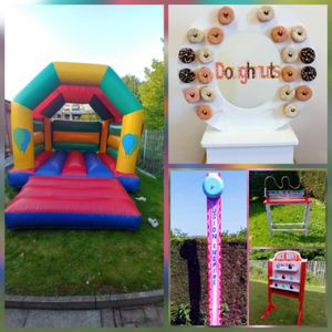 Fusion Inspire Wedding, Party & Event Hire Games and Activities