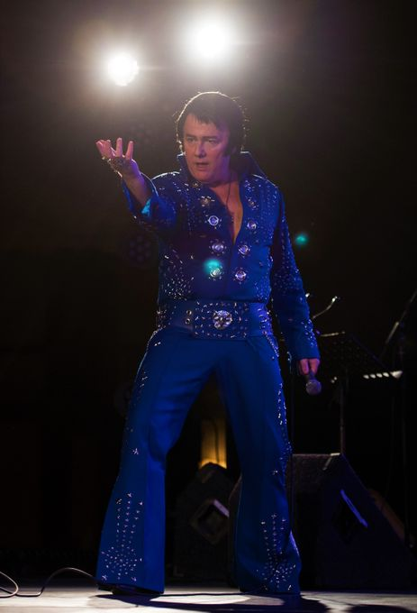 Elvis Tribute Gary Graceland - Tribute Band Singer Solo Musician Impersonator or Look-a-like  - Essex - Essex photo