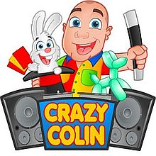 Crazy Colin Children Entertainment