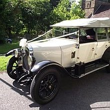 Andrews Wedding Car Hire Transport