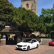Wedding Cars Exeter Transport