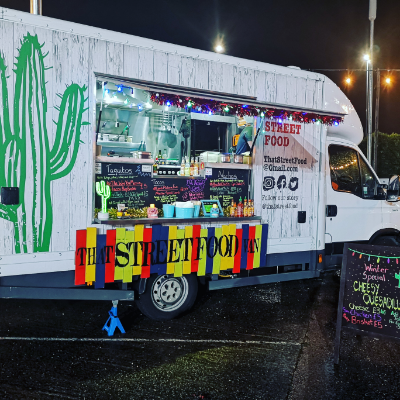 That Street Food Food Van