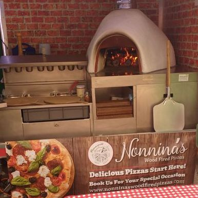 Nonnina's Wood Fired Pizzas Street Food Catering