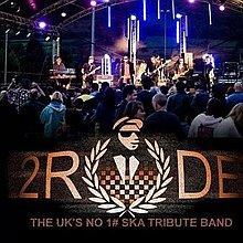 2Rude Ska Band 80s Band