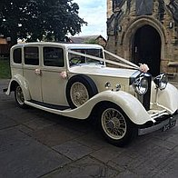 Candeo Wedding Carriages Limousine