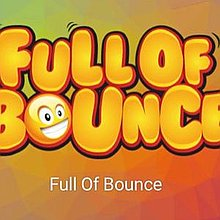 Full Of Bounce Bouncy Castle