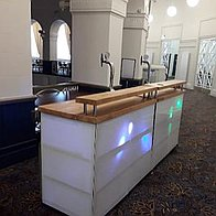 PA Bar Hire Event Equipment