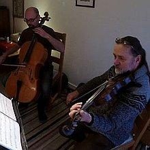 Eight Strings Duo Ensemble