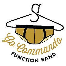 Go Commando Function Music Band