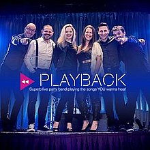 Playback - Superb Live Party Band Wedding Music Band