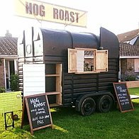 The Forest of Dean Hog Roast Company Wedding Catering