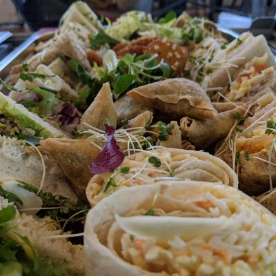 The Parc Deli Mexican Catering