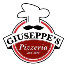 Giuseppe's Pizzeria Co. Ice Cream Cart