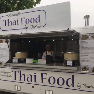 Thai Food by Warisara Ltd Food Van