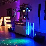 Marvellous Disco Wedding DJ
