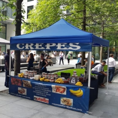 Crepes Station Crepes Van
