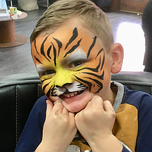 Watts Face Painting Children Entertainment