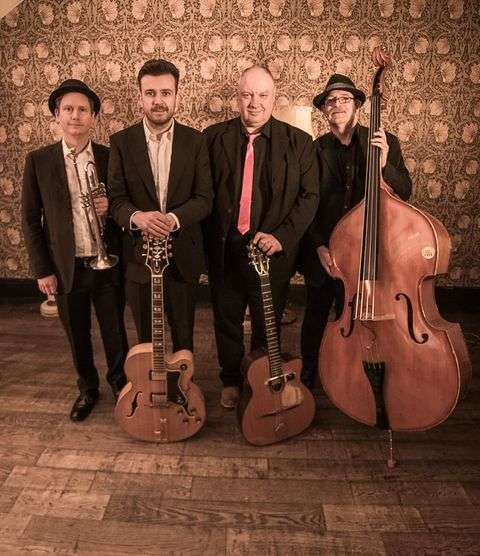 Swing Gitan UK Live Music Duo