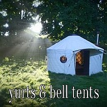 DP Marquees Ltd Yurt