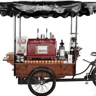 Coffee Bike Mobile Caterer